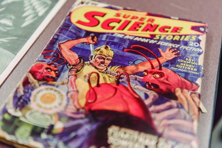3e Salon Intergalactique Fanzine & Sérigraphie