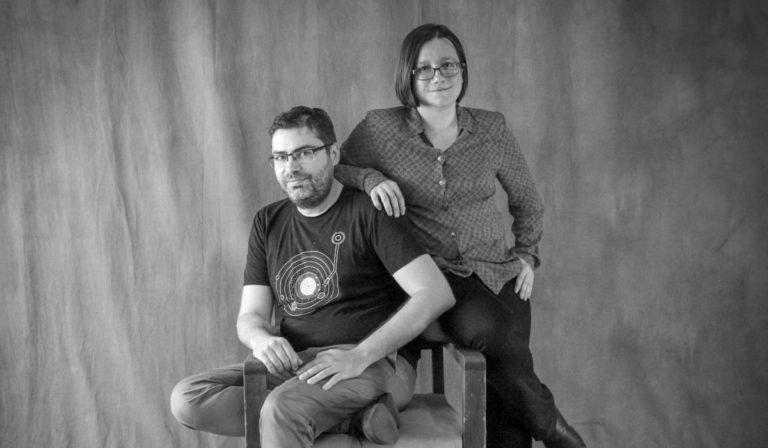Claire Duvivier et Guillaume Chamanadjian