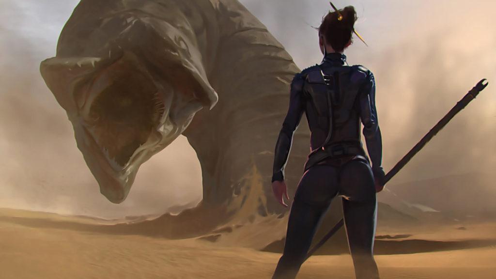 L'altérité dans Dune : Cas de figure complet d'un livre-univers