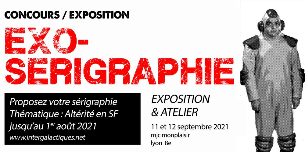 IGL 2020 - Exo-Serigraphie - Banniere